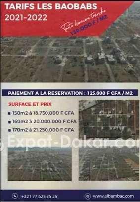 Terrain à vendre à Mbao image 1