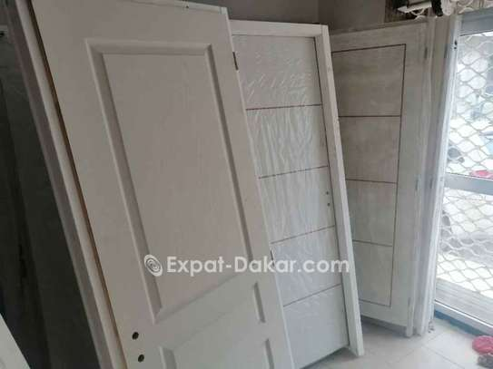 Porte chambre et toilette neuve image 1