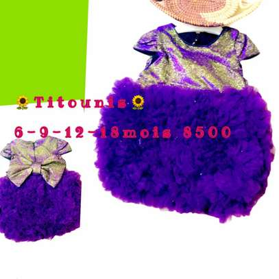 Robe bébé image 2