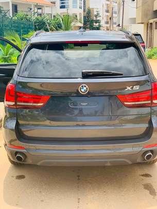 BMW X5 2015 image 4