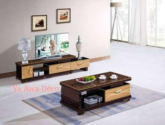 Table basse et table télé image 2