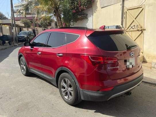 Hyundai santa fe sport image 1