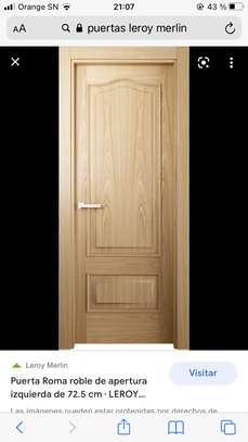 Portes en bois massif image 6