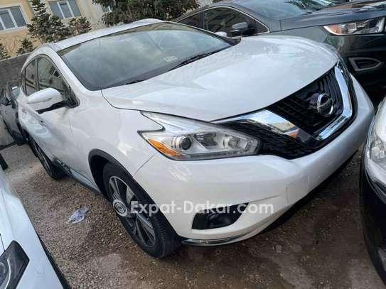 Nissan Murano 2015 image 3