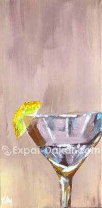 Toile «Le Martini» image 3