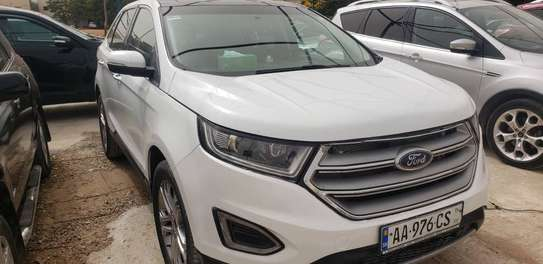 Ford Edge 4 cylindres image 1