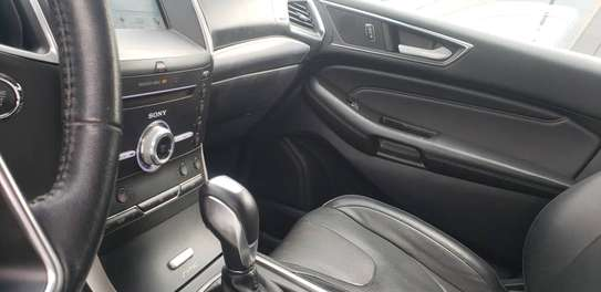 Ford Edge 4 cylindres image 4