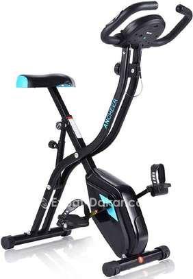 Vélo d'Appartement Pliable Vélo d'Exercice APP 10 image 1