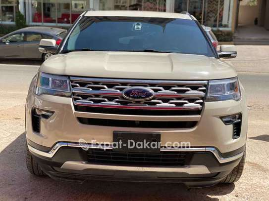 Ford Explorer 2018 image 1