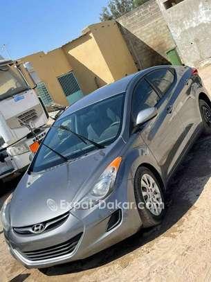 Hyundai Elantra 2012 image 4