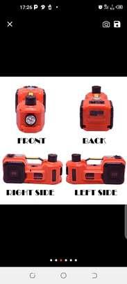 Cric hydraulique et électrique image 4
