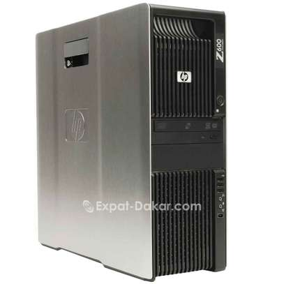 Puissant PC workstation hp Z600 dual cpu image 6
