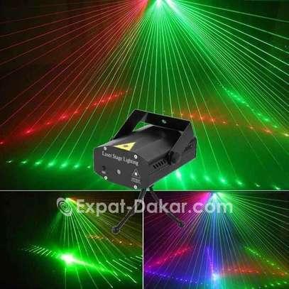 Jeux de lumières laser image 2