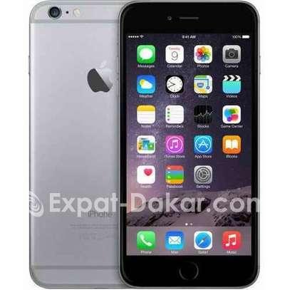 """Apple IPhone 6 Plus - 5.5"""" - 1Go/64Go -4G -Gris image 1"""