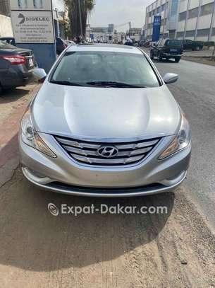 Hyundai Sonata 2013 image 2