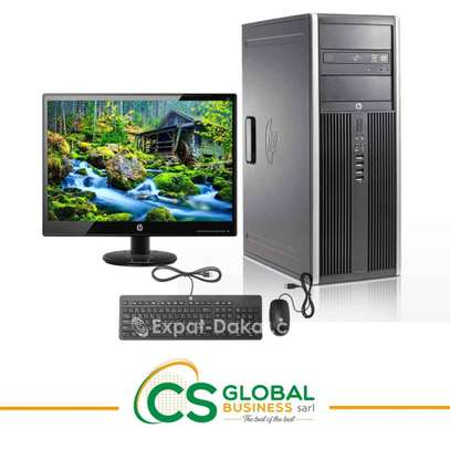 COMPLET HP   DUAL CORE image 1