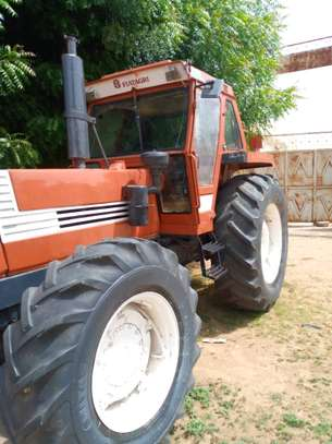 Machine tracteur image 1