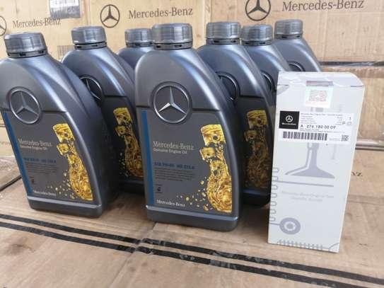 Huile Mercedes Benz image 4