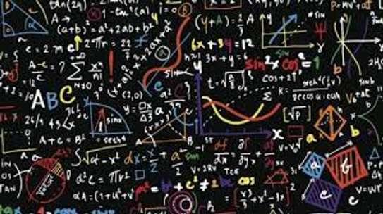 Cours de Mathématiques et Physique Chimie image 1