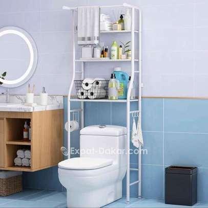 Étagère salle de bain. image 1