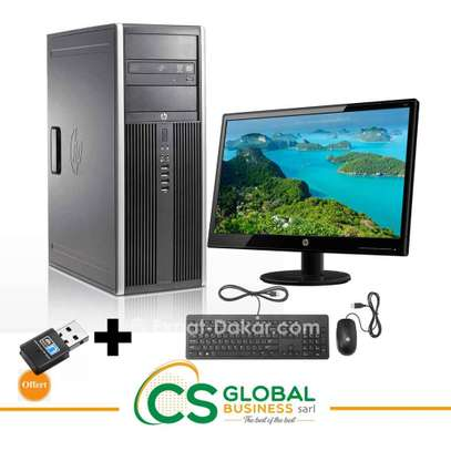 COMPLET HP    CORE I3 image 1
