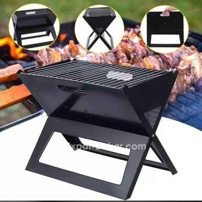 Barbecue pliable image 1