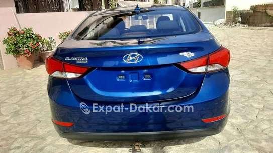 Hyundai Elantra 2016 image 3