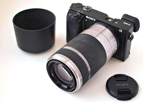 Sony Alpha Nex-6 objectif 55-210mm image 2