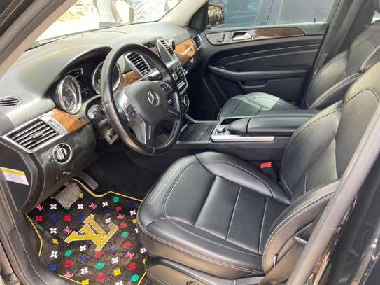 Mercedes-Benz ML 350 2013 image 4