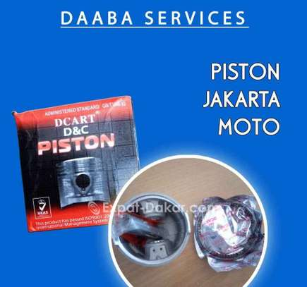 PISTON MOTO image 1
