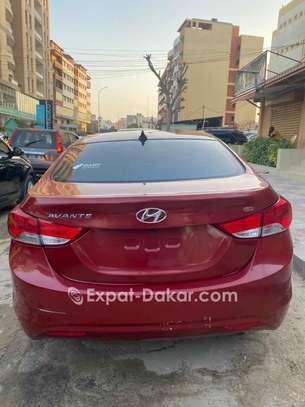 Hyundai Avante 2013 image 2