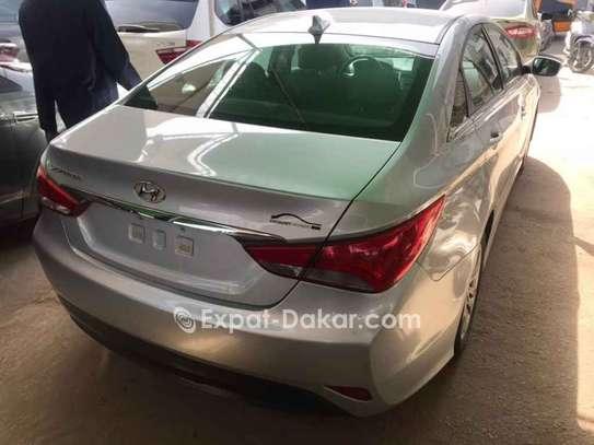 Hyundai Sonata 2014 image 1