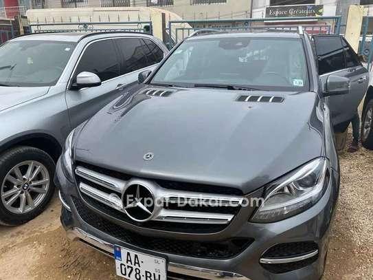 Mercedes-Benz Classe GLE 2018 image 1