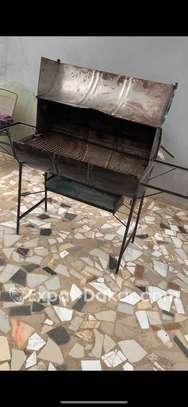 Fourneau barbecue inutilisé image 4