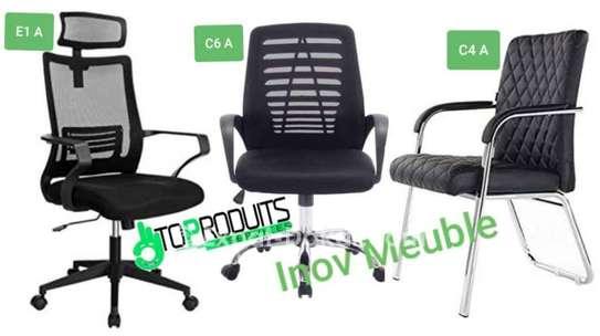 Chaise et fauteuils de bureau image 2