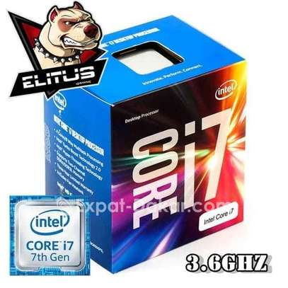 Magnifique workstation gamer i7 7eme Gen image 6