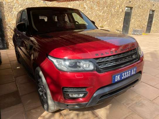 Range Rover Sport 2015 image 1