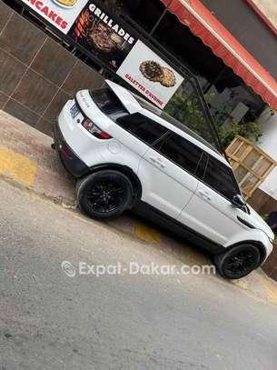 Range Rover Evoque 2012 image 2