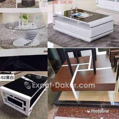 Table salon dorée image 4