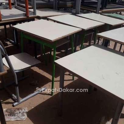 Tables et chaises pour les écoles image 4