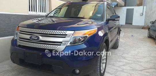 Ford Explorer 2013 image 1