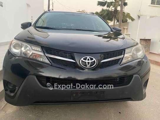 Toyota Rav 4 2013 image 1
