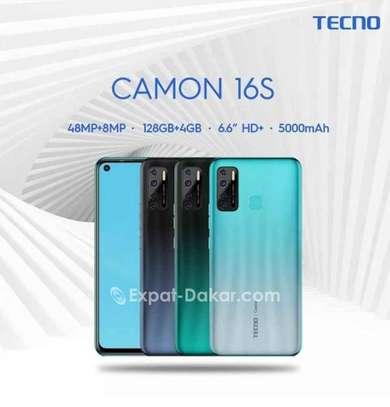 Tecno Camon 16s image 5