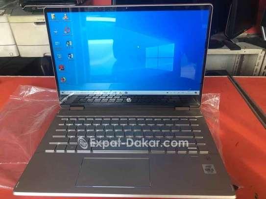 HP  core i5 10eme tactile image 1