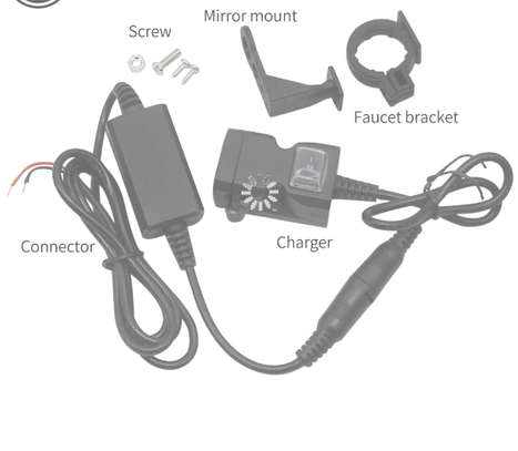 chargeur usb (2 ports) image 1