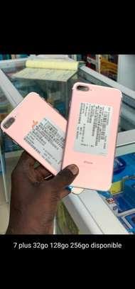 Iphone 7 plus 128giga officiel venant image 1