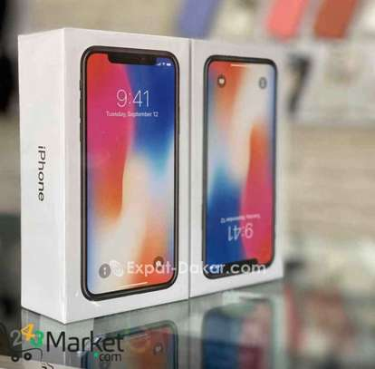 IPhone X Scélé 256 GB image 1