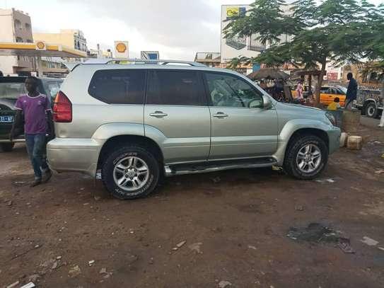 vend voiture 4x4 lexus gx 470 image 2