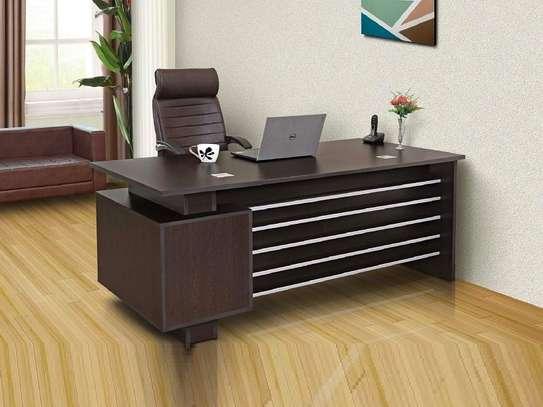 Table bureau direction avec Retour image 3