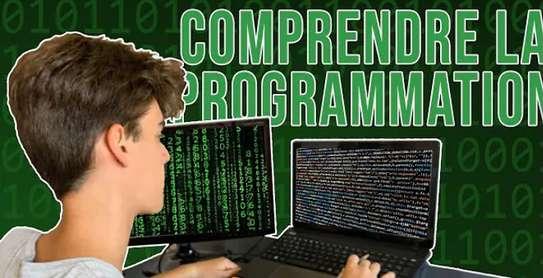 Demande de stage développeur web image 1